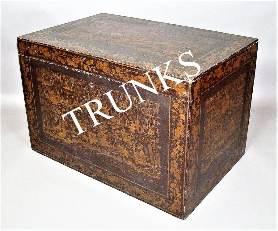 Coffers, Trunks