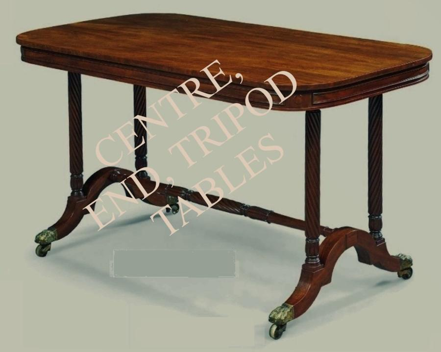 Centre/End/Tripod/Other Tables