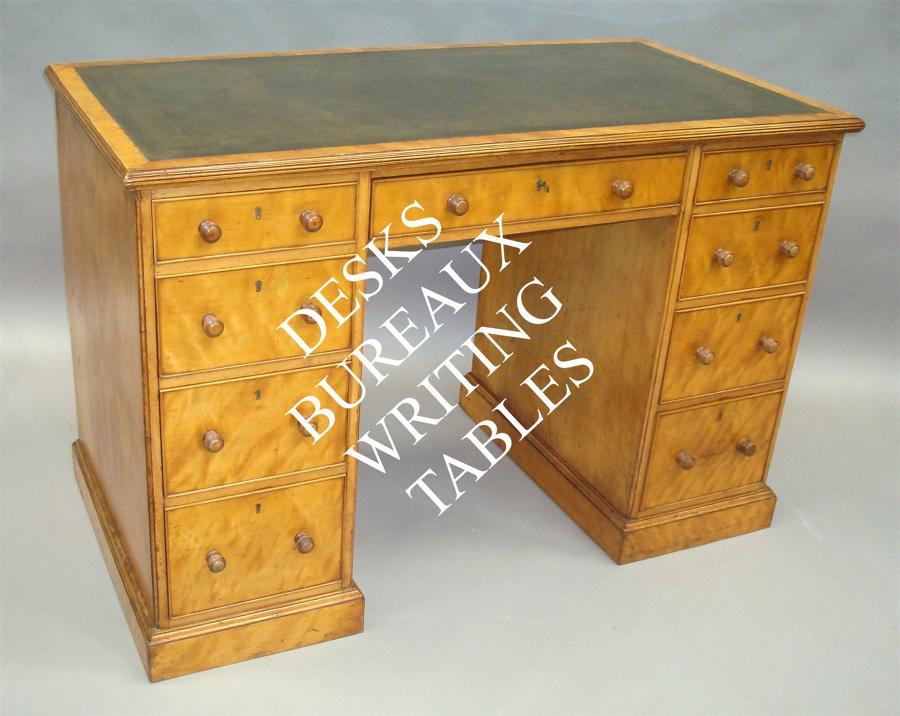 Desks, Bureaux, Writing Tables