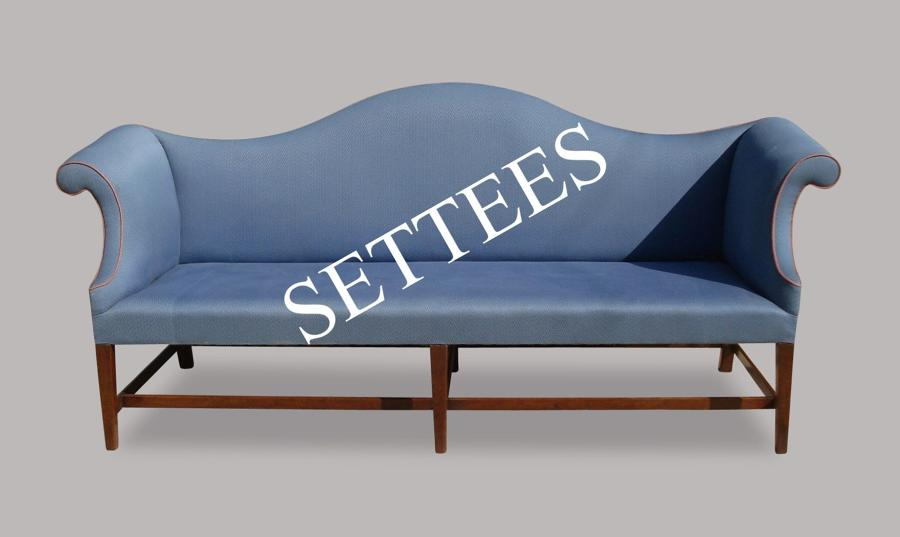 Settees, Chaises