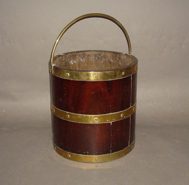 George III bucket