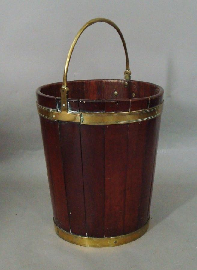Georgian peat bucket