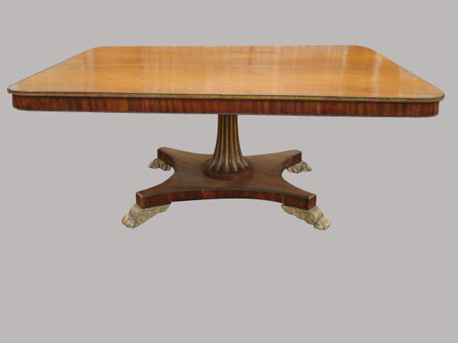 Regency Sabicu Centre Table